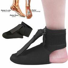 Plantar Fasciitis Night Splint Foot Drop Brace Heel Pain Relief Adjustable S/M/L