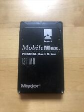 Maxtor Mobile Max 131MB PCMCIA HARD DISK DRIVE HDD
