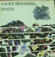 XAVIER BENGUEREL-SPLEEN 2 LP`S VINILO EN CAJA + CUADERNO EXCELLENT COVER-