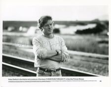 ROBERT REDFORD A RIVER RUNS THROUGH IT 1992 VINTAGE PHOTO ORIGINAL #1