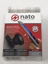 Nato Smart Mount - Magnetic Smart phone Holder Universal Adhesive, NEW
