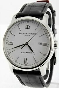 Baume & Mercier Classima Automatic Watch - Very Good Condition