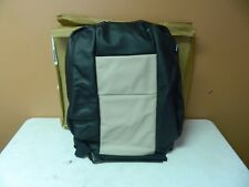 New OEM 2009 Mercury Mountaineer Left LH Driver Side Seat Back Cover Upholstery
