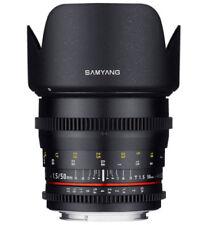 Objetivos Samyang para cámaras Nikon