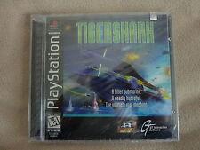 NEW Tigershark Playstation 1 PS1 PS2 PS3 Shooting Game Free Shipping!!!