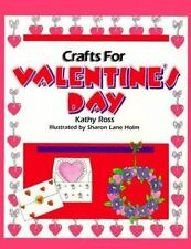 Crafts/Valentine'S Day(Trd/Pb) (Holiday Crafts for Kids)-ExLibrary