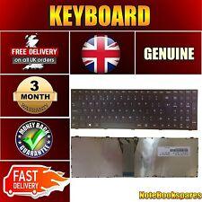 IBM LENOVO THINKPAD G50-70M Z50-70 Z50-75 UK English Laptop Keyboard Black