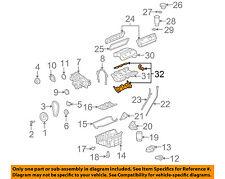 GM OEM-Engine Intake Manifold Gasket 89017867