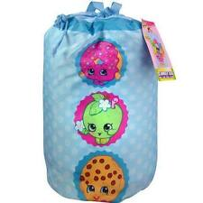 New Shopkins Indoor Slumber Sleeping Bag w/Carry Drawstring for Kids