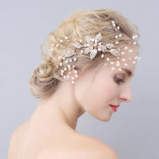 Wedding Bridal Birdcage Face Veil White Bride headdress hair ornaments