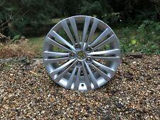 "1x Genuine Vauxhall Opel Zafira C Tourer 18"" Alloy Wheel Rim 8Jx18 (13313793)"