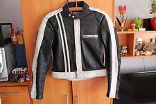 Vintage Motorrad Lederjacke,biker leather jacket