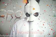 Sexy cooles german Cro Poster wow toller Sänger with mask für Ihre Sammlung d