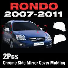 Chrome A-Piller Garnish Molding A732 For KIA RONDO 2007-2011