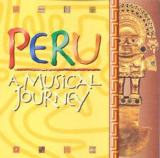 NEW Peru: a Musical Journey (Audio CD)