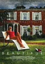 Beautiful (DVD, 2009)-REGION 4-Brand new-Free postage