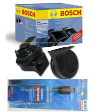 NEW BOSCH EC6 12V 110dB Compact Plus Dual Tone Horns With Horn Wiring Harness