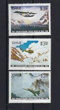 Chile 924-26 ** FLUGZEUG HELICOPTER LUFTWAFFE AIRPLANE AIR FORCE MILITÄR