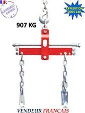 PALONNIER EQUILIBREUR DE CHARGE POTENCE REGLABLE 907 kg