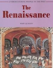 The Renaissance (Understanding People in the Past)-ExLibrary