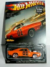 *HOT WHEELS CUSTOMS 69 DODGE CHARGER General Lee The Dukes of HAZZAR R .,RIDERS