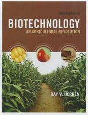 Introduction to Biotechnology, Herren, Ray V, Good Book