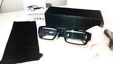 FULL HD SPY AUDIO VIDEO TELECAMERA DVR IN OCCHIALI 1080P da 5 MP HIDDEN EYEWEAR Camcorder