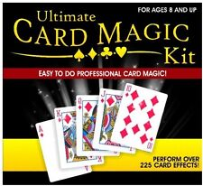 Ultimate Easy Card Magic Kit Set