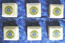 L'Occitane Soaps Lot of Six Free Shipping by Priority Mail Made in France