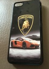 @  COQUE IPHONE 5C LOGOTE LAMBORGHINI