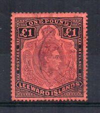 More details for leeward islands 1945 £1 fu cds