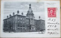1906 Buffalo, NY Postcard: Lafayette High School - New York