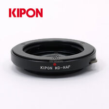 Kipon Adapter for Minolta MD Mount Lens to Minolta AF/Sony Alpha  Camera