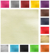 Grain Faux Leather Material Textured Fabric Leatherette Clothing Upholstery