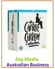 Studio Ghibli DVD & Blu-ray Movies Charlie Chaplin