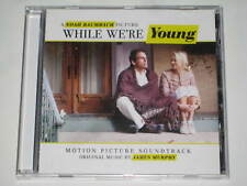 WHILE WE'RE YOUNG SOUNDTRACK NEW CD JAMES MURPHY DAVID BOWIE PAUL McCARTNEY HAIM