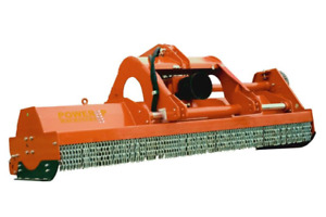 Heavy Duty Flail Mulcher Executioner Front & Rear Mountable