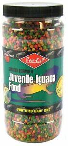 LM Rep Cal Juvenile Iguana Food 7 oz
