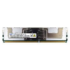 SAMSUNG M395T1K66AZ4-CE66 8GB 2Rx4 DDR2 PC2-5300F 667MHz FULLY BUFF MEMORY RAM