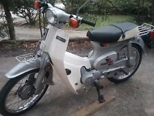 1983 Honda Super Cub C C70  HONDA PASSPORT 70 2362 miles 3 speed  Video Demo!