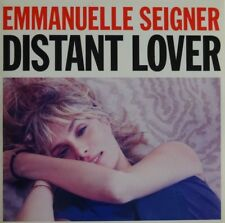 EMMANUELLE SEIGNER : DISTANT LOVER - [ RARE CD SINGLE PROMO ]