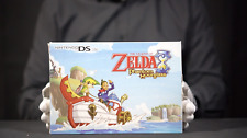 Nintendo DS Lite Zelda Phantom Hourglass Limited Console Boxed - 'The Masked Man