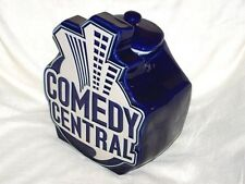 Comedy Central Logo - Promotional Cookie Jar - 2000