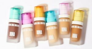 Uoma Beauty Say What Foundation Brown Sugar Shade T2N for Brown Skin