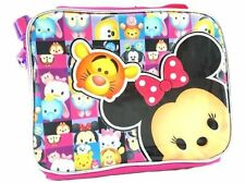 Disney Tsum Tsum School Lunch Bag Insulated Snack Cooler Box - NEW Licensed