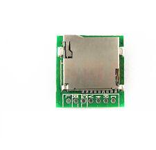 5PCS NEW M2801002 lossless WAV MP3 decoder board mp3 decoding module TF card ki