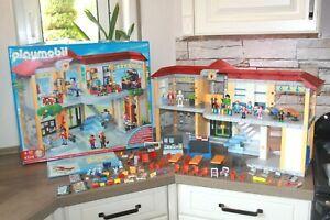 Playmobil große Schule 4324 mit Klassenzimmer Einrichtung Figuren und mit OVP
