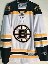 Reebok Premier NHL Jersey BOSTON Bruins Team White sz M