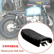 53cm Motorcycle Soft Foam Seat Racing Style Bike Universal For Cafe Racer CG125