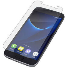 NEW ZAGG INVISIBLESHIELD GALAXY S7 HD CLARITY GLASS SCREEN PROTECTOR CLEAR COVER